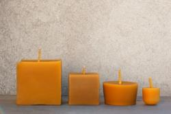 Les 4 bougies de La Brousarède